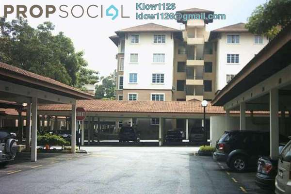 For Rent Condominium at Vista Tasik, Bandar Sri Permaisuri Freehold Semi Furnished 3R/2B 1.3k
