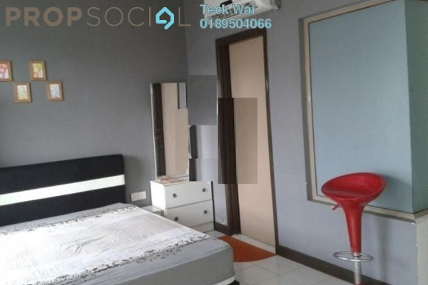 For Rent SoHo/Studio at Ritze Perdana 1, Damansara Perdana Leasehold Fully Furnished 0R/1B 1.4k