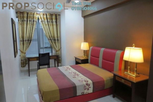 For Rent Condominium at Da Men, UEP Subang Jaya Freehold Fully Furnished 2R/1B 2.5k