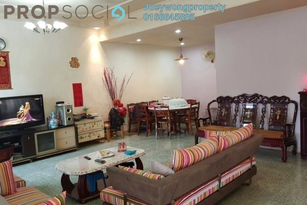 For Sale Terrace at Happy Garden, Old Klang Road Freehold Semi Furnished 5R/3B 990k