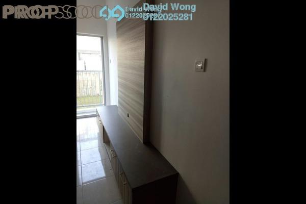 For Rent Apartment at Mutiara Heights, Kajang Freehold Semi Furnished 3R/2B 850translationmissing:en.pricing.unit