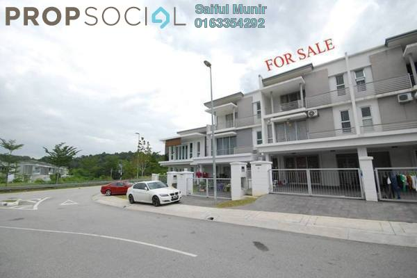 For Sale Terrace at Sunway Alam Suria, Shah Alam Leasehold Unfurnished 5R/4B 749k