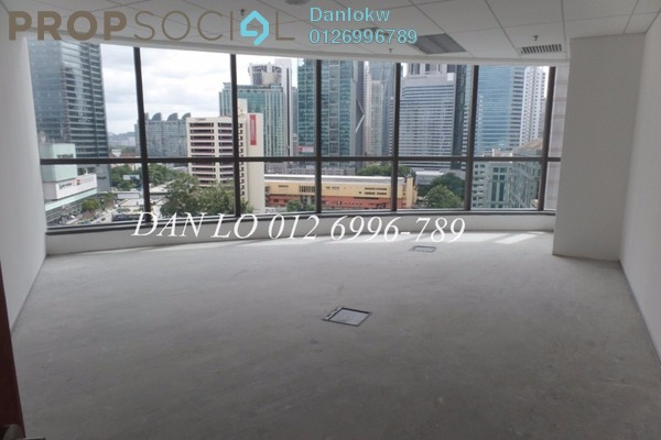 For Rent Office at KL Trillion, KLCC Freehold Fully Furnished 1R/1B 8.5k