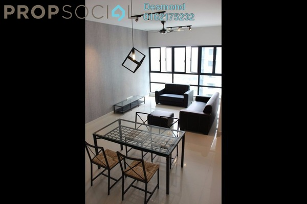 For Rent Condominium at KM1, Bukit Jalil Freehold Fully Furnished 4R/3B 3.3k