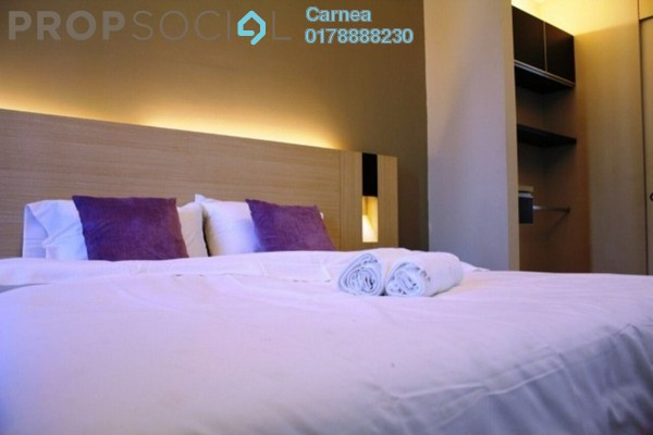 For Rent Serviced Residence at Swiss Garden Residences, Pudu Freehold Fully Furnished 1R/1B 2.3k