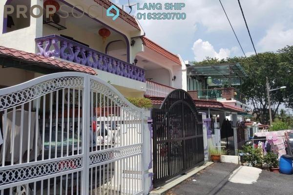 For Sale Terrace at Taman Universiti Indah, Seri Kembangan Freehold Semi Furnished 4R/3B 500k