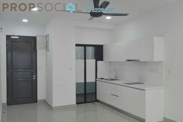 For Rent Condominium at Glomac Centro, Bandar Utama Leasehold Semi Furnished 3R/2B 2.25k