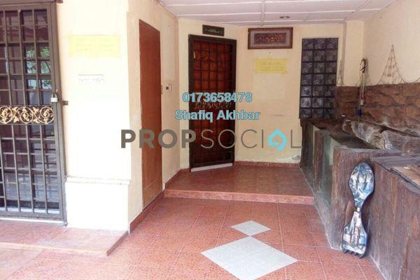 For Sale Terrace at Subang Bestari, Subang Leasehold Semi Furnished 4R/3B 625k
