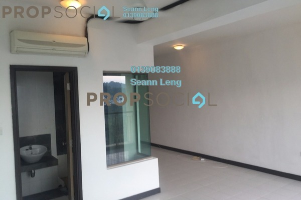 For Rent Condominium at Ritze Perdana 1, Damansara Perdana Leasehold Unfurnished 1R/1B 1k