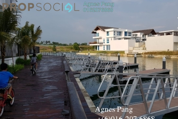 For Rent Terrace at East Ledang, Iskandar Puteri (Nusajaya) Freehold Semi Furnished 4R/6B 12k