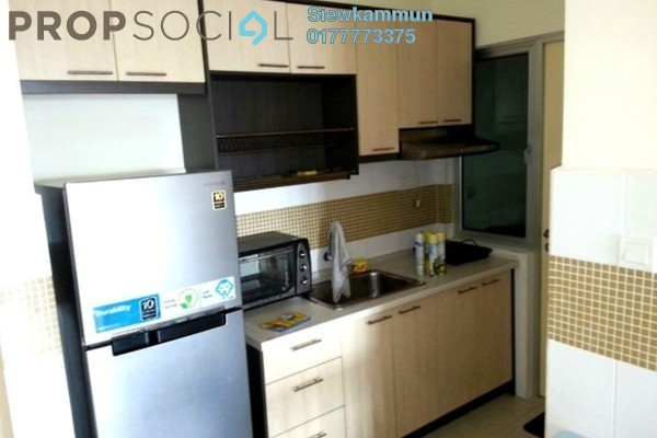 For Rent Condominium at Metropolitan Square, Damansara Perdana Leasehold Fully Furnished 3R/2B 1.5k