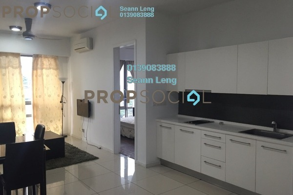 For Rent Condominium at Cascades, Kota Damansara Leasehold Fully Furnished 1R/1B 1.75k