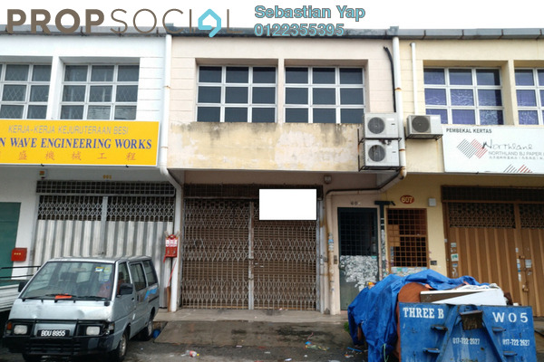 For Rent Factory at Ehsan Jaya Industrial Park, Kepong Freehold Unfurnished 0R/0B 2.8k