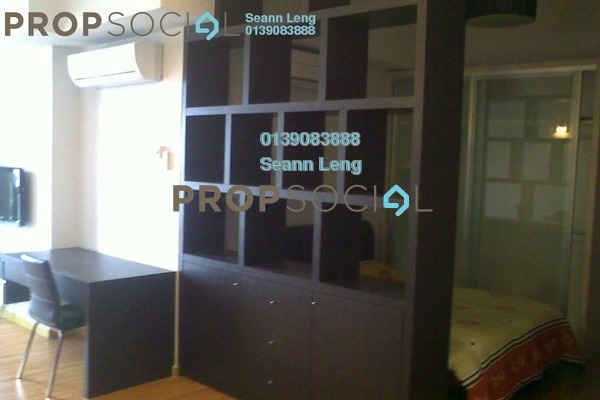 For Rent Condominium at Park View, KLCC Freehold Fully Furnished 1R/1B 2.35k