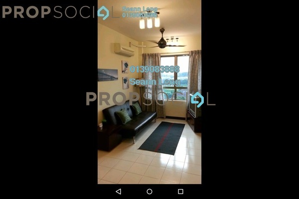For Rent Condominium at Ritze Perdana 1, Damansara Perdana Leasehold Semi Furnished 1R/1B 1.45k