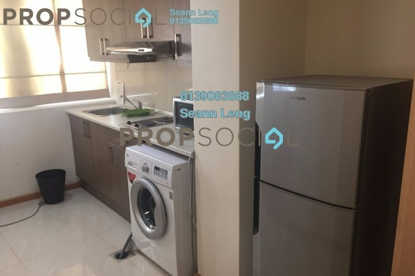 For Rent Condominium at Parkview, KLCC Freehold Fully Furnished 1R/1B 2.35k