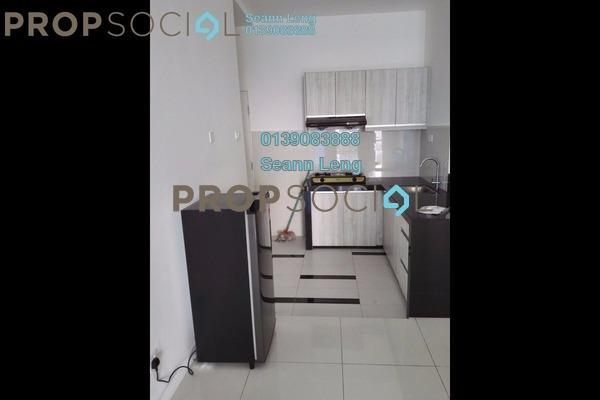 For Rent Condominium at Skypod, Bandar Puchong Jaya Freehold Semi Furnished 2R/2B 1.65k