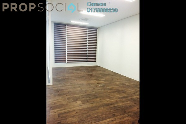 For Rent Office at Soho Suites, KLCC Freehold Fully Furnished 0R/0B 3.5k