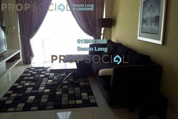 For Rent Condominium at Suasana Bangsar, Bangsar Freehold Fully Furnished 2R/2B 4k