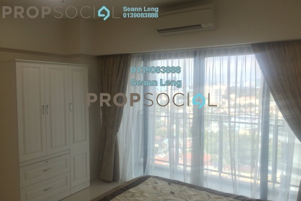 For Rent Condominium at Summer Suites, KLCC Leasehold Fully Furnished 1R/1B 2.25k