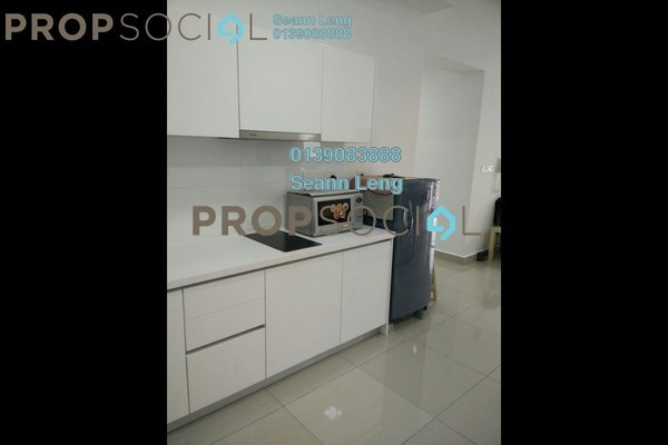 For Rent Condominium at Glomac Centro, Bandar Utama Leasehold Fully Furnished 3R/2B 2.8k