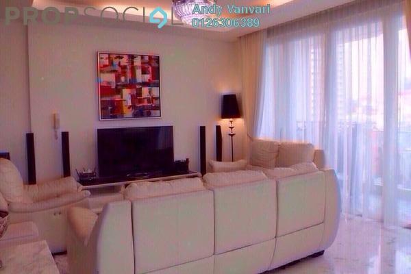 For Sale Duplex at Kiara 9, Mont Kiara Freehold Fully Furnished 4R/5B 2.6m