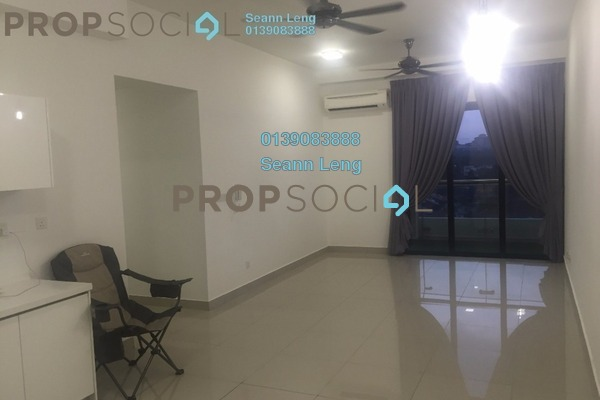 For Rent Apartment at Glomac Centro, Bandar Utama Leasehold Semi Furnished 3R/2B 2k