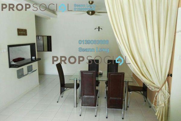 For Rent Condominium at Opal Damansara, Sunway Damansara Leasehold Fully Furnished 3R/3B 2.45k
