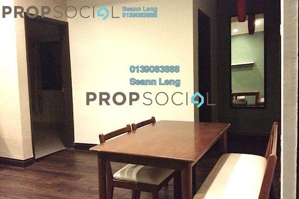 For Rent Condominium at Pelangi Utama, Bandar Utama Leasehold Fully Furnished 3R/2B 1.85k