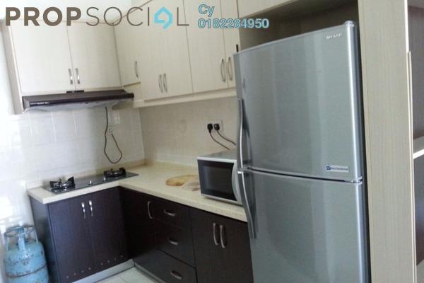 For Rent Condominium at e-Tiara, Subang Jaya Freehold Fully Furnished 2R/2B 2.25k