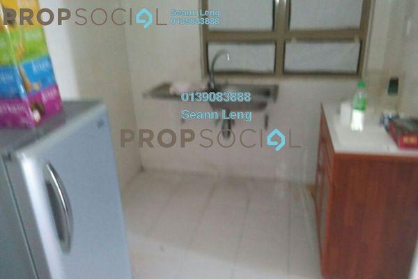 For Rent Condominium at Ritze Perdana 1, Damansara Perdana Leasehold Fully Furnished 1R/1B 1k