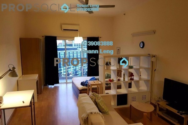 For Rent Condominium at Waldorf Tower, Sri Hartamas Freehold Fully Furnished 1R/1B 1.7k