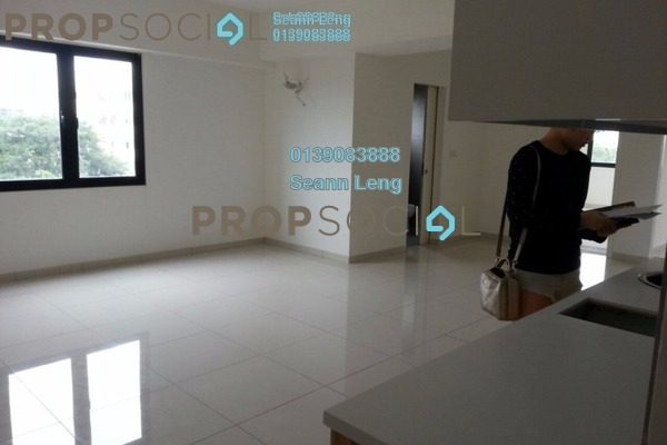 For Rent Condominium at Avenue D'Vogue, Petaling Jaya Leasehold Unfurnished 2R/1B 1.6k