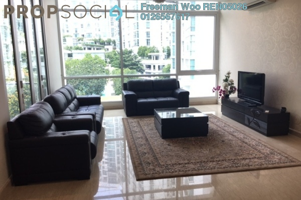 For Rent Condominium at Sunway Vivaldi, Mont Kiara Freehold Fully Furnished 3R/4B 7.5k