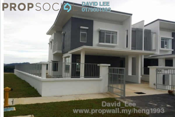 For Rent Semi-Detached at Banyan 2, Bandar Seri Coalfields Freehold Unfurnished 6R/5B 1.6k