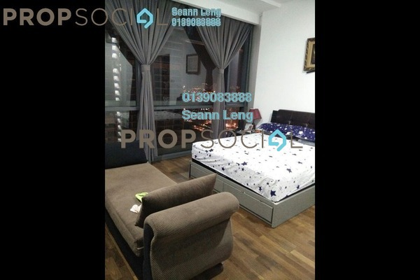For Rent Condominium at The Capers, Sentul Freehold Fully Furnished 3R/3B 3.3k