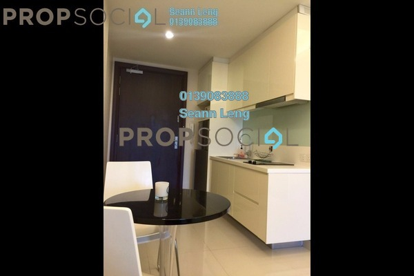 For Rent Condominium at Plaza Damas 3, Sri Hartamas Freehold Fully Furnished 1R/1B 1.8k