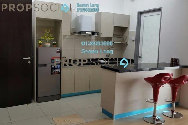 For Rent Condominium at You One, UEP Subang Jaya Freehold Fully Furnished 1R/1B 1.85k