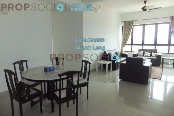 For Rent Condominium at I Residence, Kota Damansara Leasehold Fully Furnished 3R/2B 2.3k