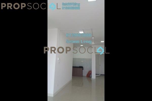 For Rent Condominium at Scenaria, Segambut Freehold Semi Furnished 3R/2B 1.9k