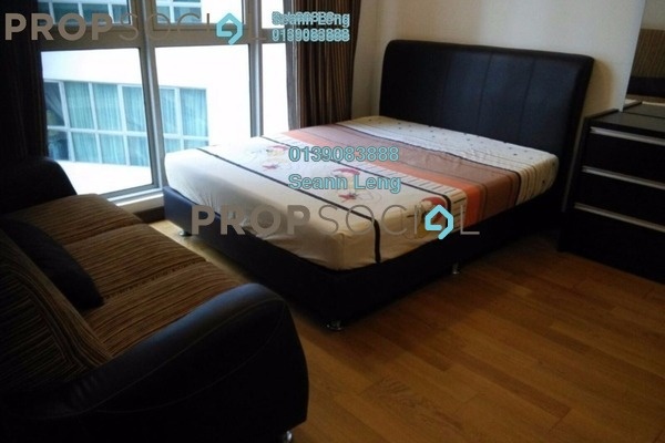 For Rent Condominium at Regalia, Putra Freehold Fully Furnished 1R/1B 2.2k