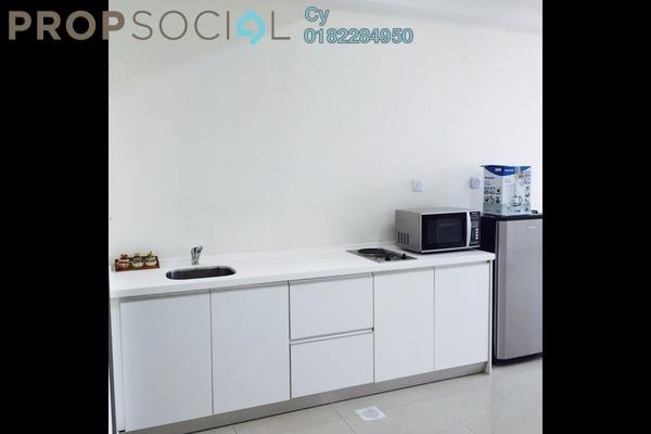 For Rent SoHo/Studio at First Subang, Subang Jaya Freehold Fully Furnished 0R/1B 1.6k