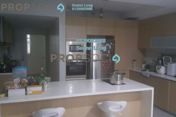 For Rent Condominium at Villa Orkid, Segambut Freehold Fully Furnished 3R/3B 3.3k