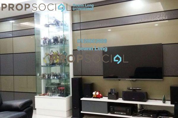 For Rent Condominium at Setia Walk, Pusat Bandar Puchong Freehold Fully Furnished 3R/3B 3k