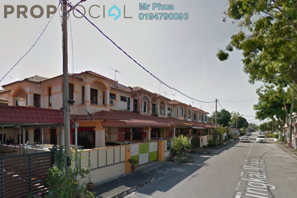 For Rent Semi-Detached at Taman Mawar, Butterworth Freehold Unfurnished 6R/5B 1.3k