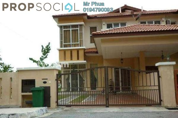 For Rent Semi-Detached at Sunway Mutiara, Batu Maung Freehold Semi Furnished 4R/3B 2k
