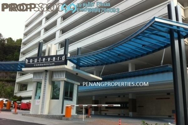 For Rent Condominium at Boulevard Condominium, Air Itam Freehold Semi Furnished 3R/2B 1.7k
