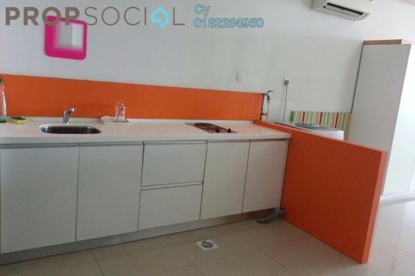 For Rent SoHo/Studio at First Subang, Subang Jaya Freehold Fully Furnished 0R/1B 1.75k