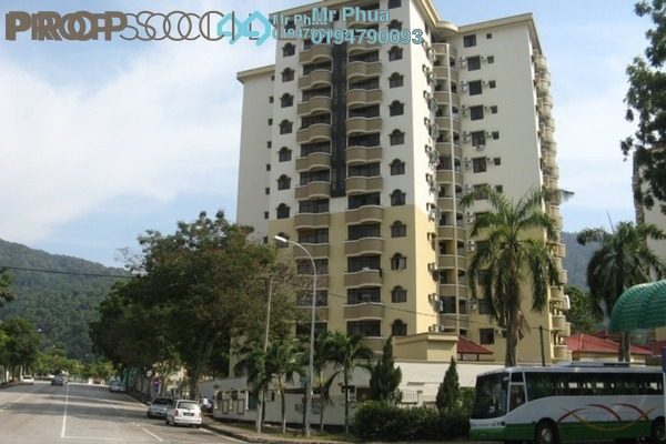 For Rent Condominium at Eden Fairway, Batu Ferringhi Freehold Fully Furnished 3R/2B 1.6k