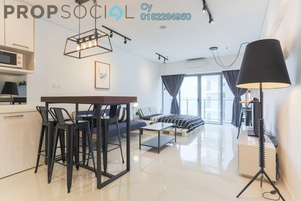 For Rent Condominium at Summer Suites, KLCC Leasehold Fully Furnished 1R/1B 2.35k